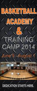 2014 Training Camp Registration